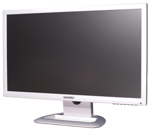"Vanderbilt TFT- LED Farbmonitor 58 cm (23""), 2 x Video, 5 ms, 1000:1"
